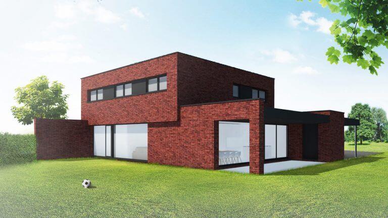 W3.Achtergevel-TE-Houthalen-Helchteren Studio Tec