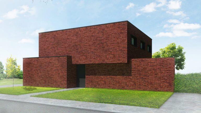 W3.Voorgevel-TE-Houthalen-Helchteren Studio Tec